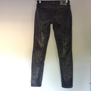 True Religion Jeans - TRUE RELIGION TIE DYE (CASEY) SUPER SKINNY